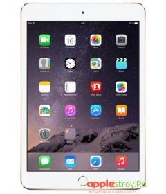 Apple iPad mini 3 WiFi 16GB Gold