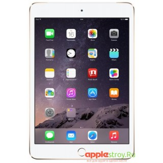 Apple iPad mini 3 WiFi 4G 128GB Gold