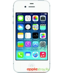 Apple iPhone 4S 8GB (белый)