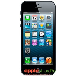 Apple iPhone 5 16GB (черный)