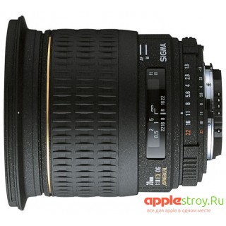 Sigma 20 mm f1.8 EX DG Aspherical RF for Canon, , 36990,00 р., Sigma 20 mm f1.8 EX DG Aspherical RF for Canon, Sigma, Объективы