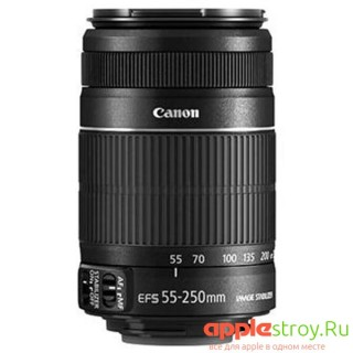 Canon EF-S 55-250mm f/4.0-5.6 IS II, , 12500,00 р., Canon EF-S 55-250mm f/4.0-5.6 IS II, Canon, Объективы
