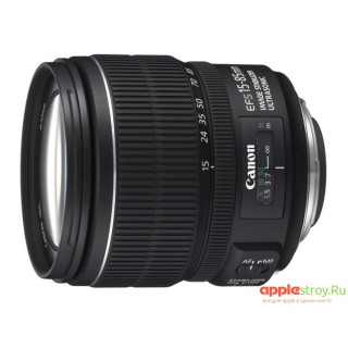 Canon EF-S 15-85mm f/3.5-5.6 IS USM, , 42878,00 р., Canon EF-S 15-85mm f/3.5-5.6 IS USM, Canon, Объективы