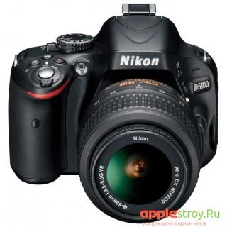 Nikon D5100 Kit 18-55, , 27,00 р., Nikon D5100 Kit 18-55, , Камеры