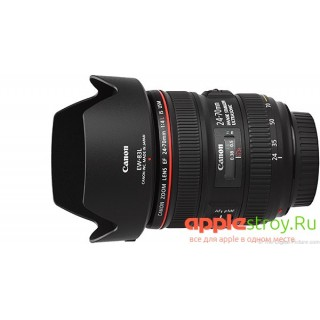 Canon EF 24-70mm f/4L IS USM, , 49990,00 р., Canon EF 24-70mm f/4L IS USM, Canon, Объективы