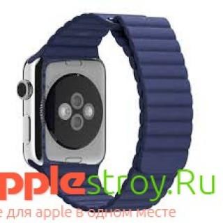 Watch 42 mm Black leather loop, , 89990,00 р., Watch 42 mm Black leather loop, Apple, Часы