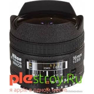 Nikon AF Fisheye-Nikkor 16mm f/2.8D , , 39900,00 р., Nikon AF Fisheye-Nikkor 16mm f/2.8D , Nikon, Объективы