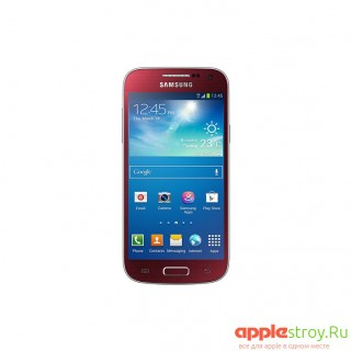 Samsung Galaxy S4 mini 8GB (красный)