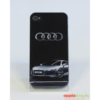 Чехол на iPhone 4/4s (Audi), 1513, 800,00 р., Чехол на iPhone 4/4s (Audi), Чехлы для iPhone 4/4s, , Чехлы для iPhone 4/4s