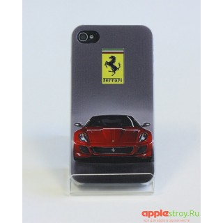 Чехол на iPhone 4/4s (Ferrari), 1509, 800,00 р., Чехол на iPhone 4/4s (Ferrari), Чехлы для iPhone 4/4s, , Чехлы для iPhone 4/4s