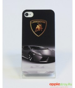 Чехол на iPhone 4/4s (Lamborghini)