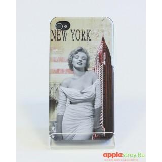 Merelyn Monroe №3 Чехол на iPhone 4/4s, 1531, 770,00 р., Merelyn Monroe №3 Чехол на iPhone 4/4s, Чехлы для iPhone 4/4s, , Чехлы для iPhone 4/4s