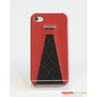 i Mobo Чехол на iPhone 4/4s (красно-черный), 1585, 900,00 р., i Mobo Чехол на iPhone 4/4s (красно-черный), Чехлы для iPhone 4/, , Чехлы для iPhone 4/4s