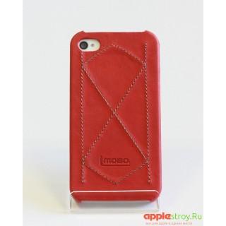 i Mobo Чехол на iPhone 4/4s (красный графичный), 1587, 900,00 р., i Mobo Чехол на iPhone 4/4s (красный графичный), Чехлы для iPhon, , Чехлы для iPhone 4/4s