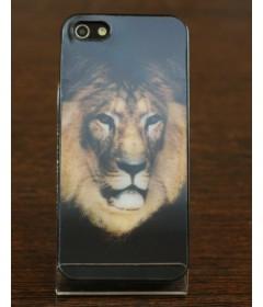 3d Case Чехол на iPhone 5/5s (Lion)