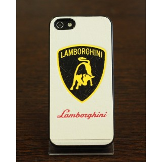 TPU Чехол на iPhone 5/5s (Lamborghini White), 1491, 850,00 р., TPU Чехол на iPhone 5/5s (Lamborghini White), Чехлы для iPhone 5, , Чехлы для iPhone 5/5s