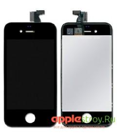 Дисплей для iPhone 4 в сборе (черный)