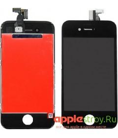 Дисплей для iPhone 4s (черный)