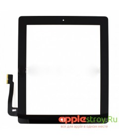 Touch screen для iPad 3/4 (черный)